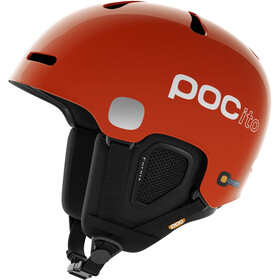 POC POCito Fornix Casque Enfant, pocito orange